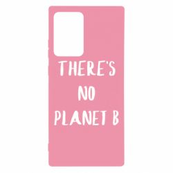 Чохол для Samsung Note 20 Ultra There's no planet b