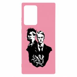 Чохол для Samsung Note 20 Ultra This is fight club