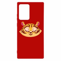 Чохол для Samsung Note 20 Ultra Tiger with a smile