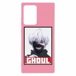 Чехол для Samsung Note 20 Ultra Tokyo Ghoul portrait