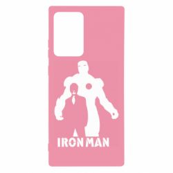Чохол для Samsung Note 20 Ultra Tony iron man