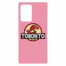 Чехол для Samsung Note 20 Ultra Toronto raptors park