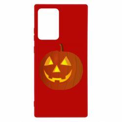 Чохол для Samsung Note 20 Ultra Тыква Halloween