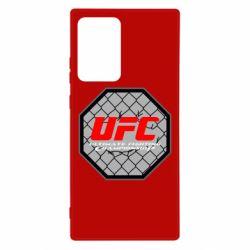 Чехол для Samsung Note 20 Ultra UFC Cage