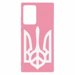 Чехол для Samsung Note 20 Ultra Ukraine Peace