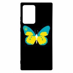 Чехол для Samsung Note 20 Ultra Український метелик