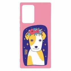 Чохол для Samsung Note 20 Ultra Український пес