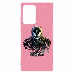 Чехол для Samsung Note 20 Ultra Venom Bust Art