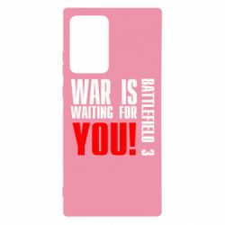 Чехол для Samsung Note 20 Ultra War is waiting for you!