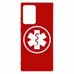 Чохол для Samsung Note 20 Ultra Warface: medic