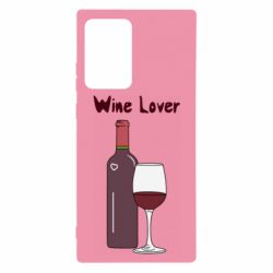 Чохол для Samsung Note 20 Ultra Wine lover