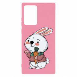Чохол для Samsung Note 20 Ultra Winter bunny