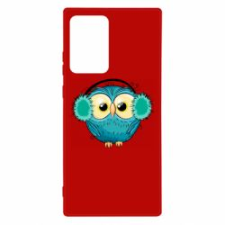 Чехол для Samsung Note 20 Ultra Winter owl