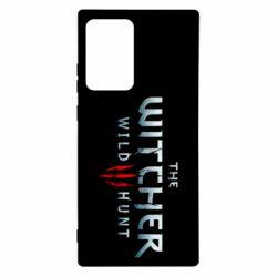 Чехол для Samsung Note 20 Ultra Witcher Logo