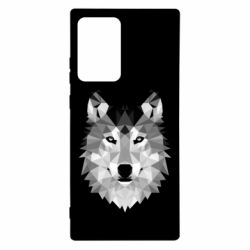 Чохол для Samsung Note 20 Ultra Wolf Art