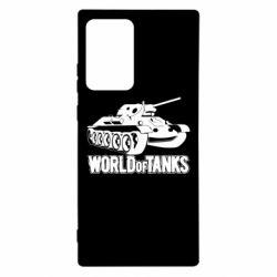 Чохол для Samsung Note 20 Ultra World Of Tanks Game