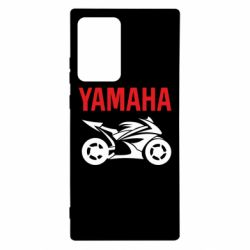 Чехол для Samsung Note 20 Ultra Yamaha Bike