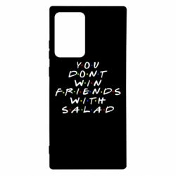 Чохол для Samsung Note 20 Ultra You don't friends with salad