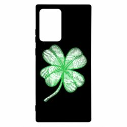 Чохол для Samsung Note 20 Ultra Your lucky clover