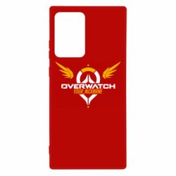 Чехол для Samsung Note 20 Ultra Your Nickname in the game Overwatch