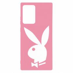 Чохол для Samsung Note 20 Ultra Заєць Playboy
