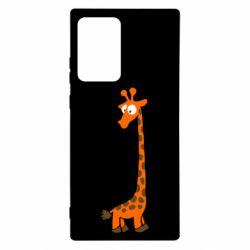 Чехол для Samsung Note 20 Ultra Жираф