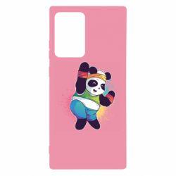 Чохол для Samsung Note 20 Ultra Zumba Panda