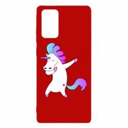 Чехол для Samsung Note 20 Unicorn swag
