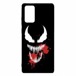Чохол для Samsung Note 20 Venom blood