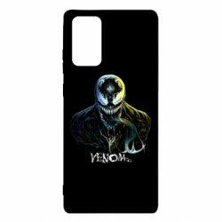Чехол для Samsung Note 20 Venom Bust Art