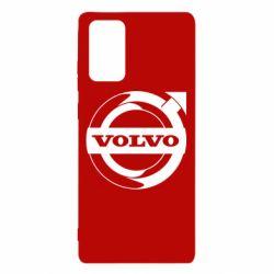 Чохол для Samsung Note 20 Volvo logo