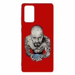 Чохол для Samsung Note 20 Walter White with meth