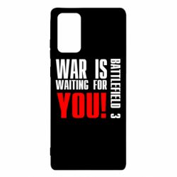 Чехол для Samsung Note 20 War is waiting for you!