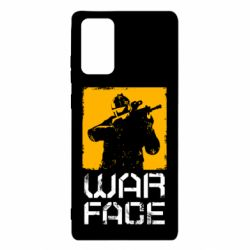 Чохол для Samsung Note 20 Warface