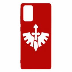 Чохол для Samsung Note 20 Warhammer 40k Dark Angels