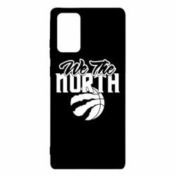Чохол для Samsung Note 20 We the north and the ball