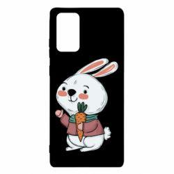Чохол для Samsung Note 20 Winter bunny