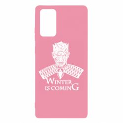 Чехол для Samsung Note 20 Winter is coming hodak