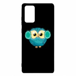 Чехол для Samsung Note 20 Winter owl