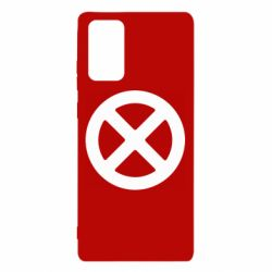 Чохол для Samsung Note 20 X-man logo
