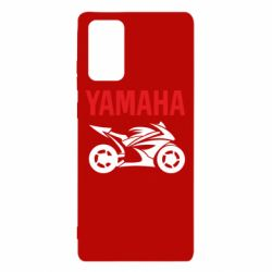 Чехол для Samsung Note 20 Yamaha Bike