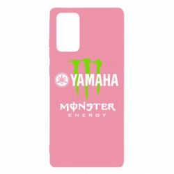Чехол для Samsung Note 20 Yamaha Monster Energy