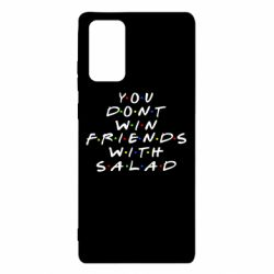 Чохол для Samsung Note 20 You don't friends with salad