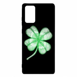 Чохол для Samsung Note 20 Your lucky clover