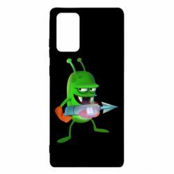 Чехол для Samsung Note 20 Zombie catchers