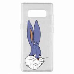 Чохол для Samsung Note 8 Bugs Bunny Meme Face