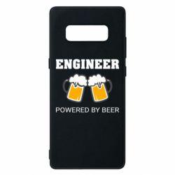 Чохол для Samsung Note 8 Engineer Powered By Beer