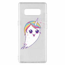 Чохол для Samsung Note 8 Ghost Unicorn