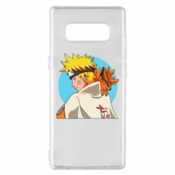 Чохол для Samsung Note 8 Naruto Uzumaki Hokage