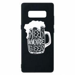 Чохол для Samsung Note 8 Need more beer